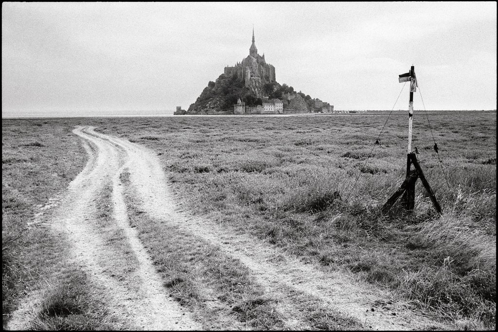 Le Mont-Saint-Michel, Manche, France