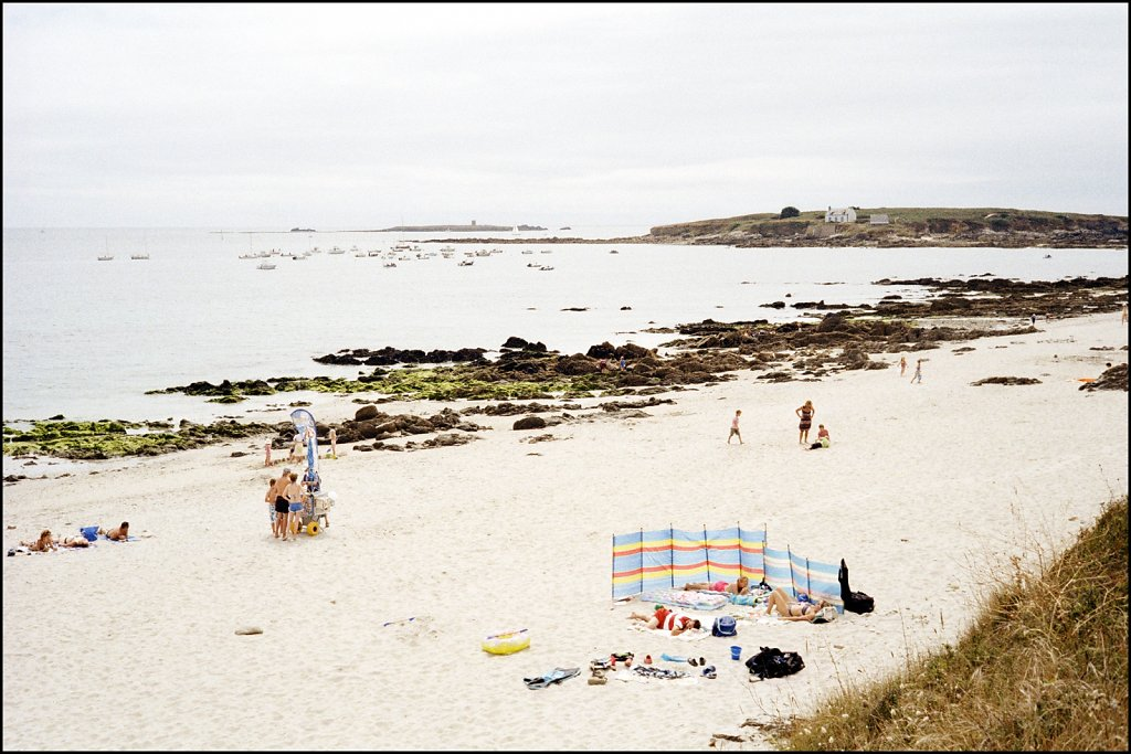 Raguénez, Finistère, France