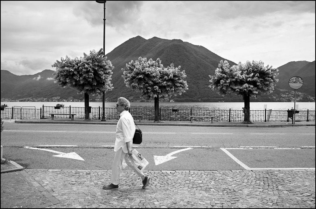 Argegno, Lombardie, Italie
