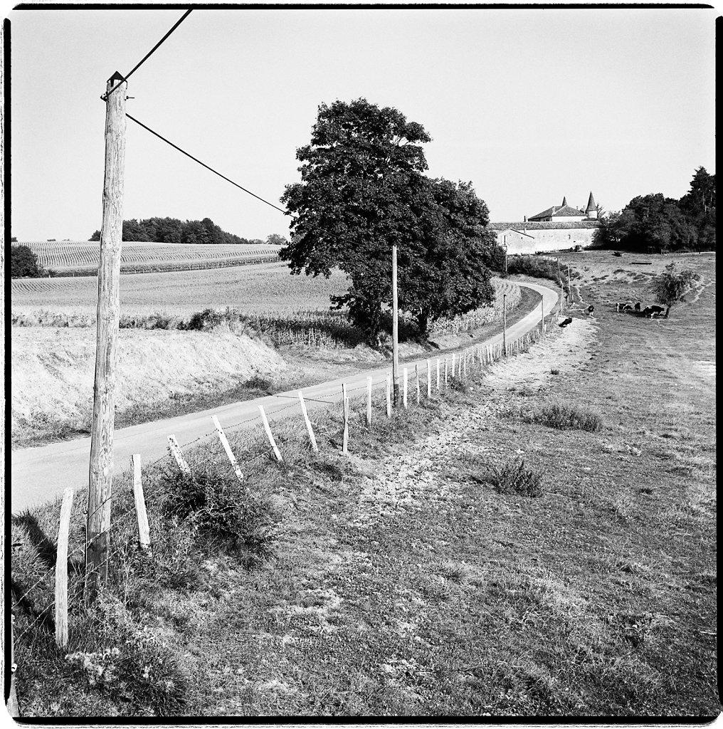 Villars, Charente, France