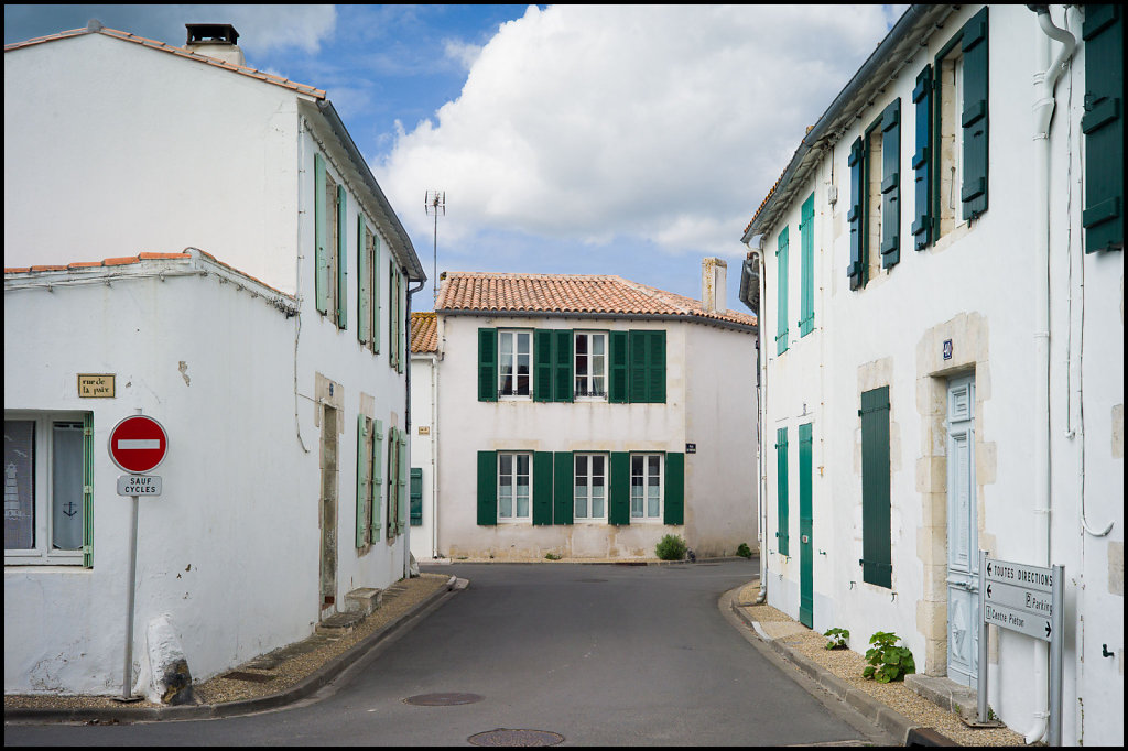 La Couarde-sur-Mer, Ile de Ré, Charente-Maritime, France