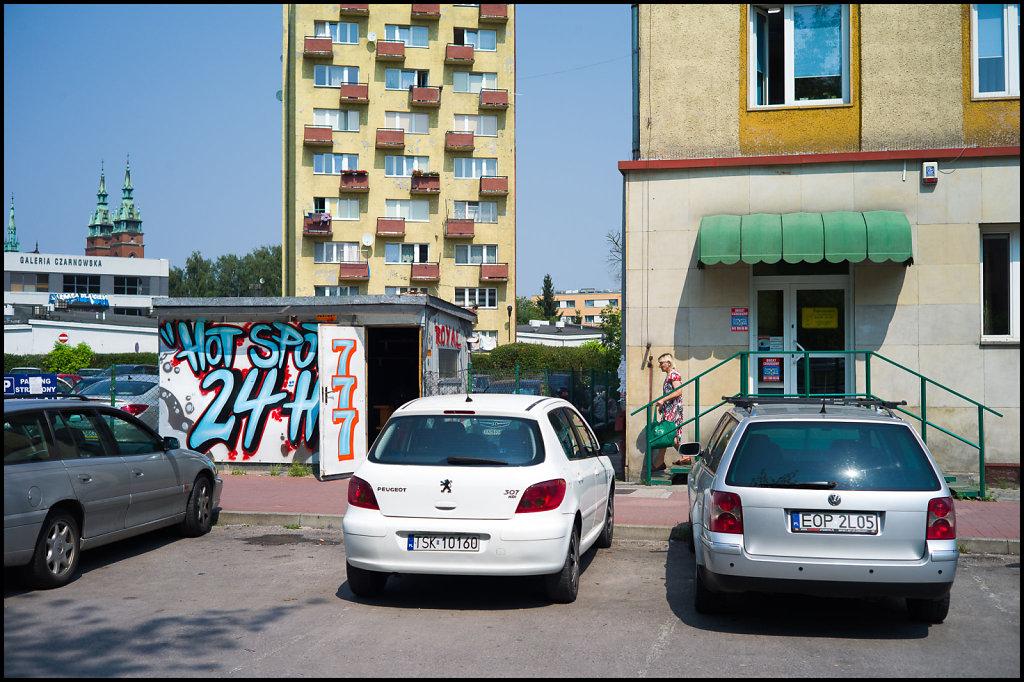Kielce, Sainte-Croix, Pologne