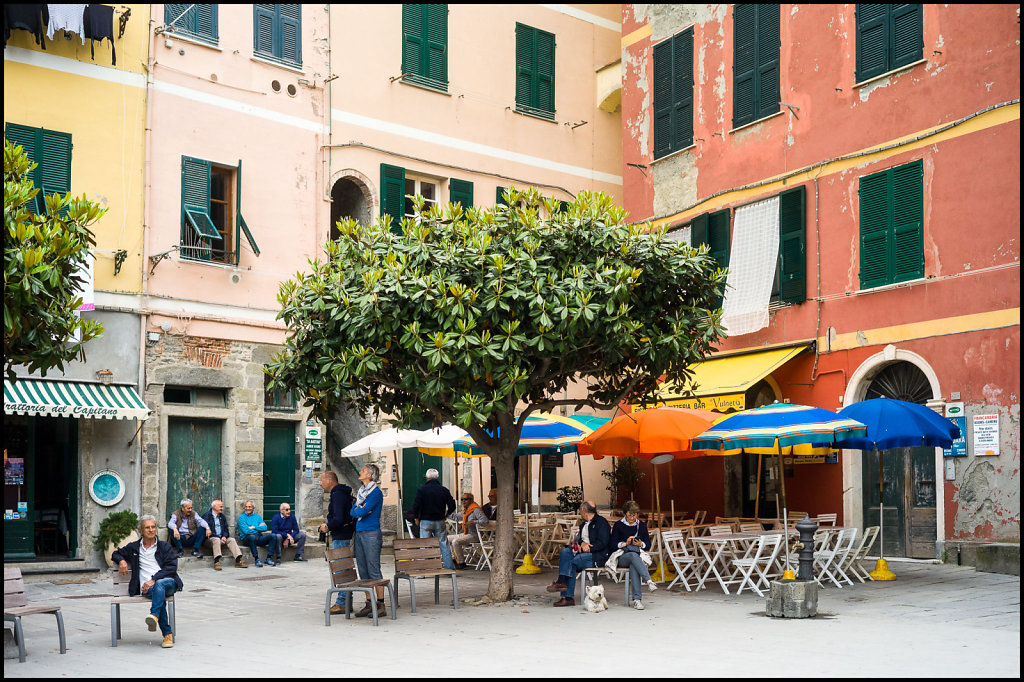 Vernazza, Ligurie, Italie