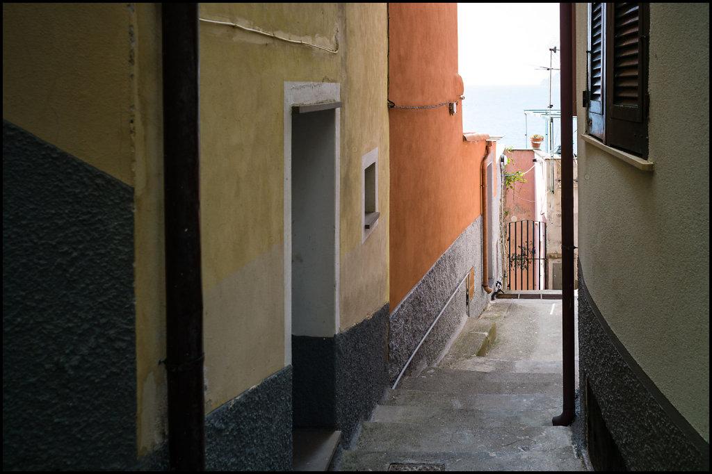 Manarola, Ligurie, Italie